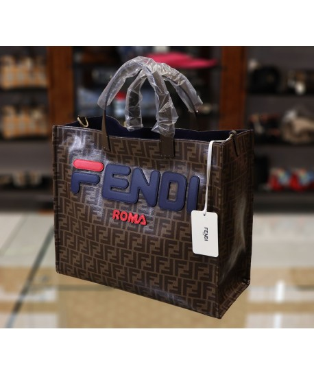 BORSA FENDI IN VITELLO SPALMATO